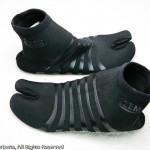 ZEMgear Ninja Split Toe Hightop - Chaussure Minimaliste