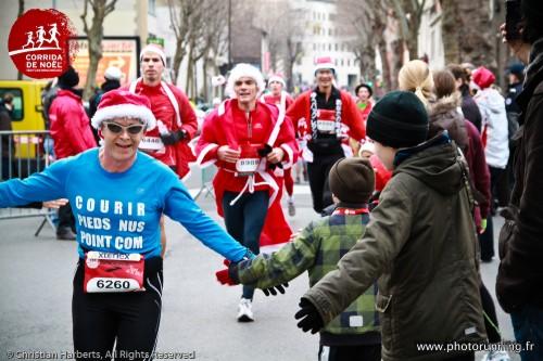 Corrida de Noël d'Issy-les-Moulineaux 2017 @ Complex Sportif Robert Charpentier | Paris | Île-de-France | France