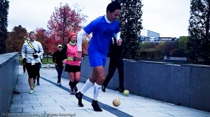 TrailBall Animation Paris Issy