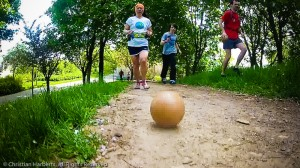 IBRD 2013 BRS Issy-les-Moulineaux Animation Barefoot TrailBall