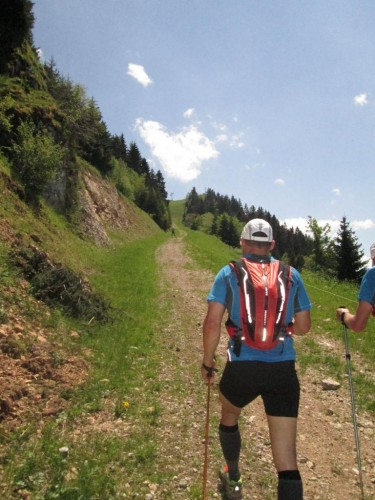 Trail Massif des Brasses - direction-pointe-des-brasses - 2