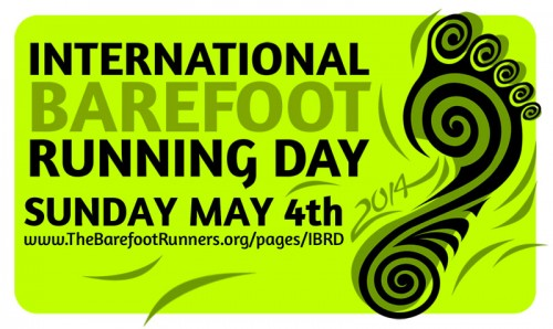 International Barefoot Running Day 2014