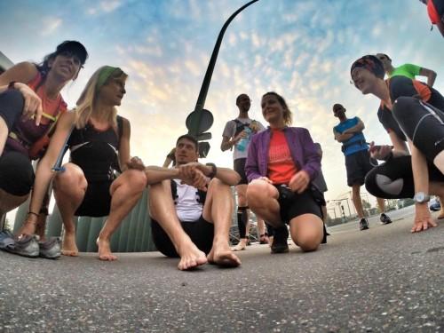 La pause Pont National - Aniu Ladybird - Photo