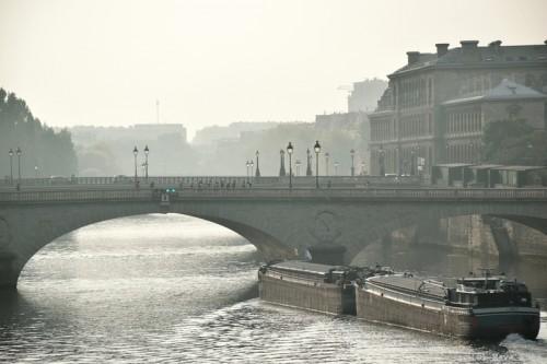 Les coureurs à l'échelle de Paris - Maya Sport - Photo