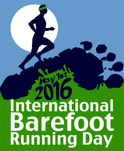 International Barefoot Running Day 2016